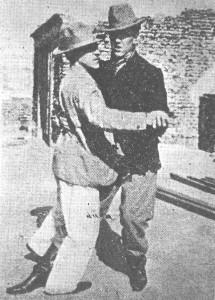 Mężczyzna tanga – tanguero